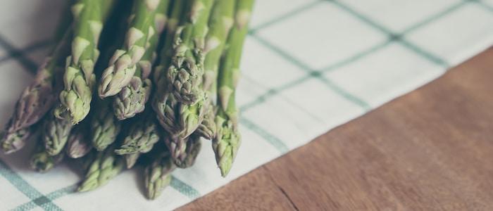 gruenen spargel einfrieren
