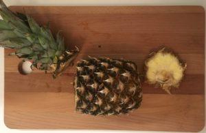 ananas schaelen 1-3