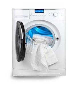 decke waschen