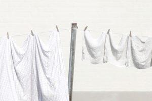 gardine waschen