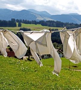 leinenhemden waschen