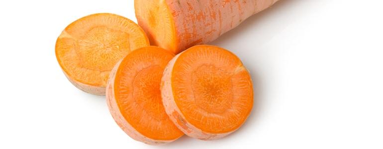 Karotten einfrieren