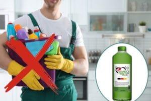 grüner teufel reiniger enzyme
