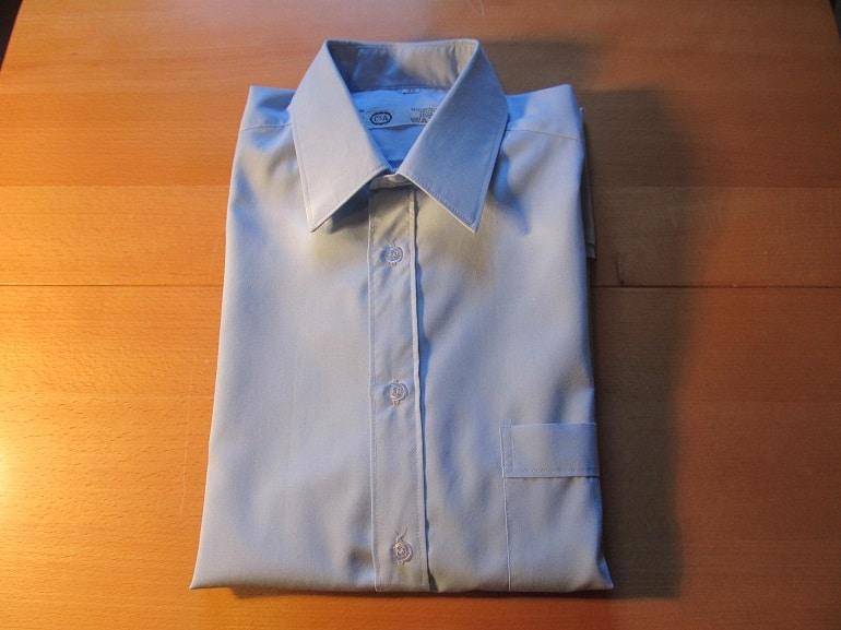Hemd-falten