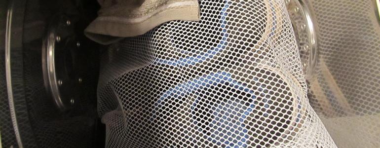 Schuhe im Beutel waschen