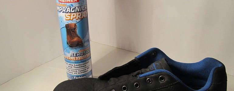 Schuhe impraegnieren