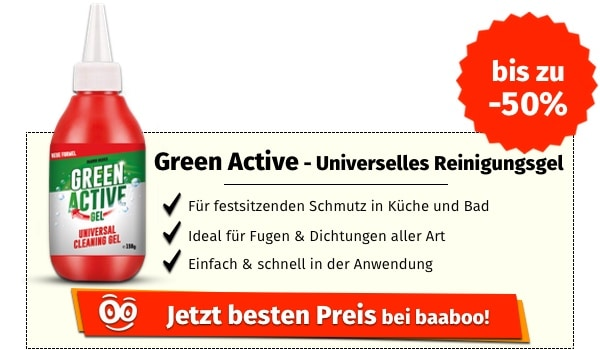 Green Active Gel Banner (HW)