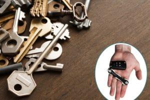 keysmart schlüssel ordnen sortieren