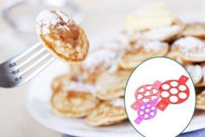 miracleshape silikonform pfannkuchen