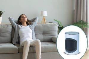smartchill livington frau entspannt